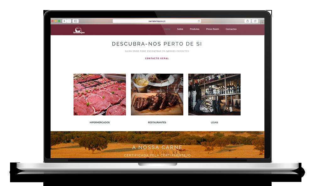 Carnalentejana Website